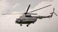 Вертолет Ми-8 совершил аварийную посадку в Якутии