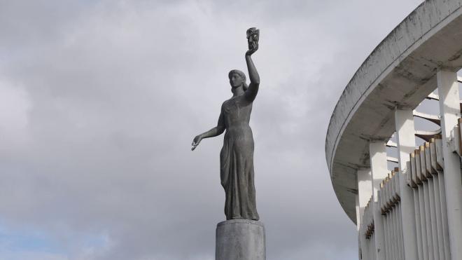 Эксперт: конструкции рухнувшего СКК в Петербурге можно восстановить
