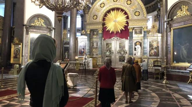Храмы Петербурга почтут память погибших в катастрофе над Синайским полуостровом