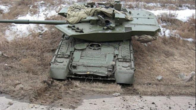 """В США оценили преимущества танка """"Бурлак"""" перед """"Арматой"""""""