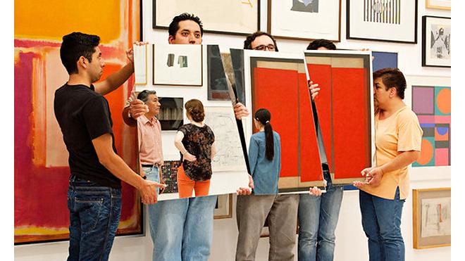 Фестиваль «Современное искусство в традиционном музее»