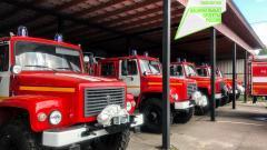 Ленобласть в 2021 году приобретет 24 единицы техники для тушения лесных пожаров