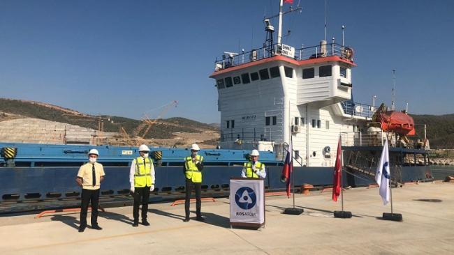 """Власти Турции выдали лицензию на строительство 3-го блока АЭС """"Аккую"""""""
