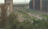 В ТЦ на Петергофском шоссе ищут бомбу, покупатели серьезно напуганы
