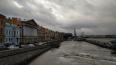 В четверг петербуржцев ожидает мокрый снег и гололед
