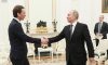 В Эрмитаже Путин обсудит с Курцем международные и региональные проблемы