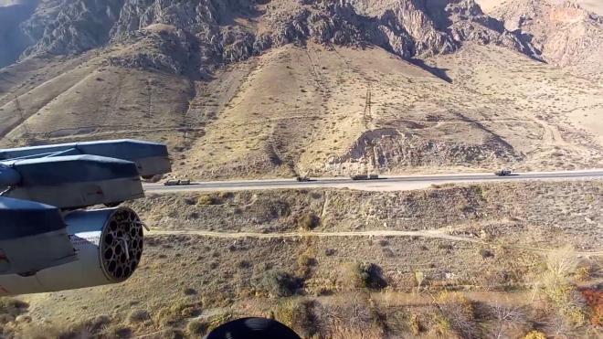 Российский миротворец получил ранение при подрыве мины в Карабахе