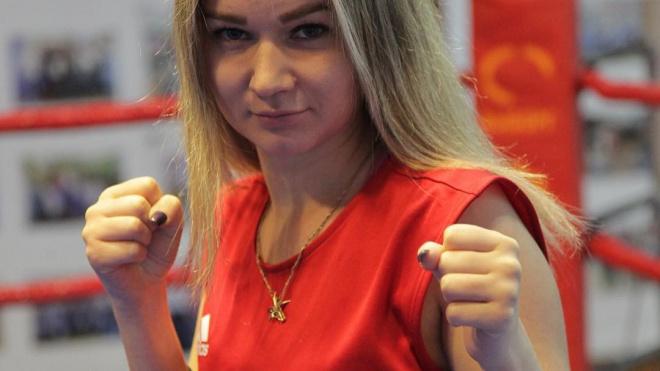 """Выборгская боксерша Юлия Верескова о поездке в Грозный: """"С нами никто не знакомился, видимо, нас боялись"""""""