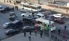 Лихач спровоцировал массовое ДТП на проспекте Ветеранов: есть пострадавшие