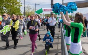 """Более 3 000 петербуржцев зарегистрировались для участия в """"Зеленом марафоне"""""""