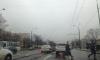 В Красносельском районе мотоциклист врезался в коляску с ребенком