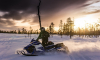В Ленобласти продавали снегоходы, не платя налоги