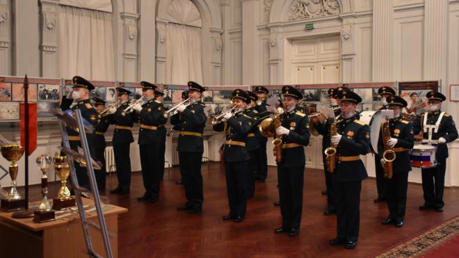 Михайловская военная академия отметила 200-летие праздничным концертом