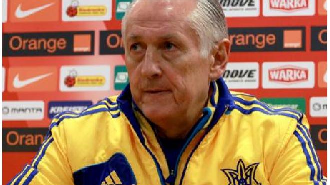 Украина отменила товарищеский матч с США