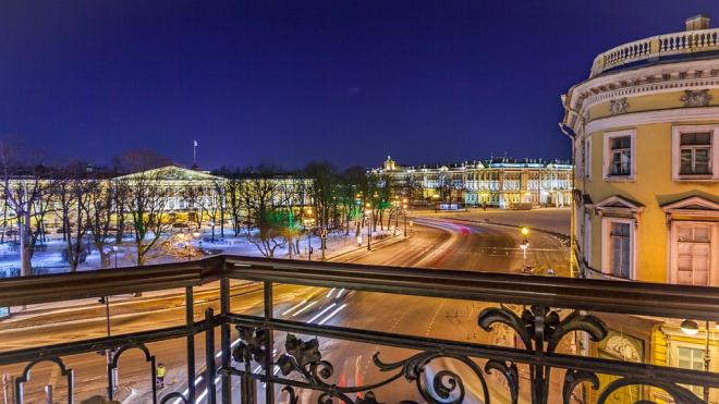 В центр Петербурга вернули электроснабжение