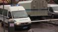 Неизвестные избили и ограбили петербуржца на улице Турку