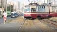 Смольный не будет строить трамвайную ветку до Петергофа ...