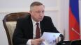Путин и Беглов обсудили реализацию нацпроектов в Петербу...