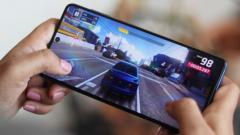 Samsung представила новый смартфон Galaxy M62