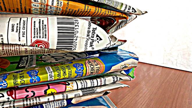 Где в Петербурге сдать упаковку тетрапак и аналоги на переработку