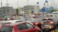 Неработающий светофор спровоцировал пробку в Красногвард...