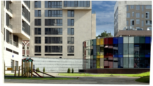 Группа ЛСР с компанией Василия Анисимова возведет жилой комплекс в Москве