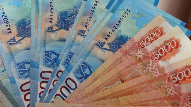Минфин: профицит бюджета России в январе-апреле составил 205 млрд рублей