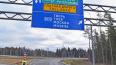 На участке трассы М-11 разрешенную скорость увеличат ...