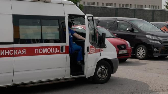 В аварии в Разметелево пострадали четверо