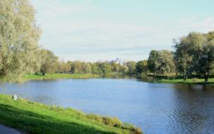 Муринский ручей очистили от донных отложений