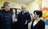 Дрозденко посетил новую детскую амбулаторию в Буграх