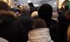 """Утром из-за поломки поезда закрывали """"Бухарестскую"""" и """"Международную"""""""