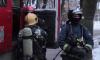 На Купчинской жилую квартиру тушили 17 огнеборцев