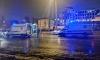 Трамвай сбил девушку на Обводном канале