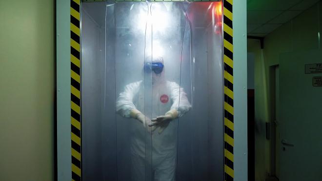 За последние сутки в Ленобласти выявили 212 новых случаев заболевания коронавирусом
