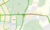 Рекордная пробка парализовала Колтушкое шоссе: затор растянулся на шесть километров