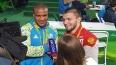Российские спортсмены удивляются обвинениям Украины ...