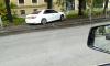 Toyota вылетела на тротуар и сбила 67-летнюю петербурженку