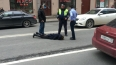 На Суворовском проспекте Ford жестко сбил девушку
