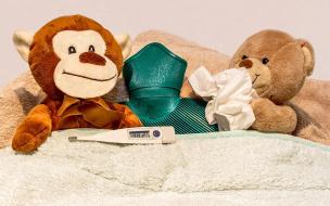 В Ленобласти возросла заболеваемость гриппом среди детей