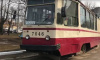 Маршруты двух трамваев изменятся из-за аварийных работ в Петербурге
