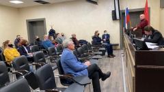 """В Комитете по строительству прошла встреча с дольщиками ЖК """"Панорамы Залива"""""""