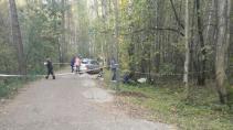 Полиция возбудила уголовное дело после убийства мужчины в Сосновке