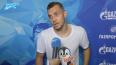 """Артем Дзюба сыграл в теннисном """"Матче легенд"""" против ..."""