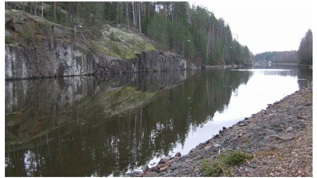 Сайменский канал останется у Финляндии еще на полвека