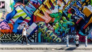 В Петербурге появятся специализированные площадки для граффити