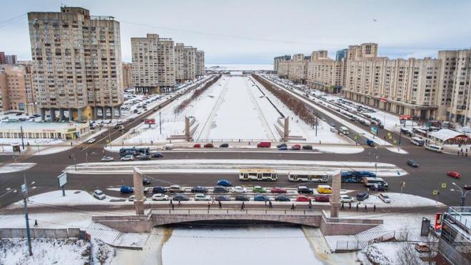 Набережную Смоленки отремонтируют к концу лета за 80 миллионов рублей