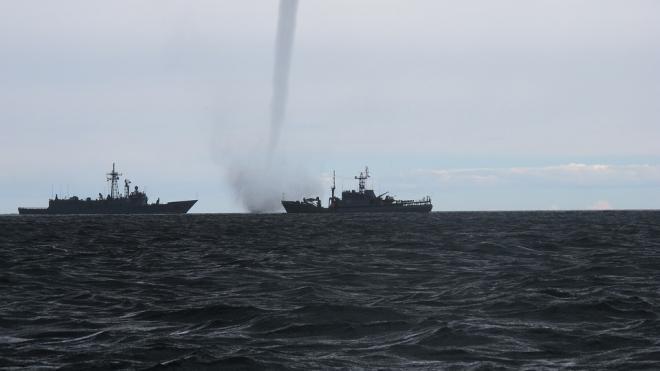 В Петербурге из-за репетиций Дня ВМФ введены ограничения для транспорта