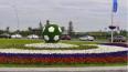Почти 200 футбольных мячей украсили газоны Петербурга ...