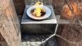 Неизвестные жарили еду на Вечном огне в Кронштадте
